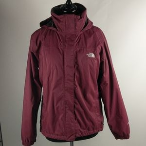 The North Face Insulated Hyvent Rain Jacket